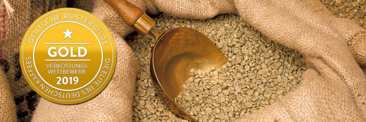 Qualitativ hochwertige Kaffees im Langzeitröstverfahren veredelt