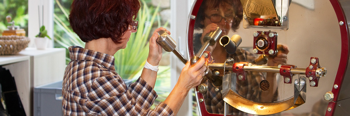 Unser Sortiment im Online-Shop umfasst erstklassige Kaffees