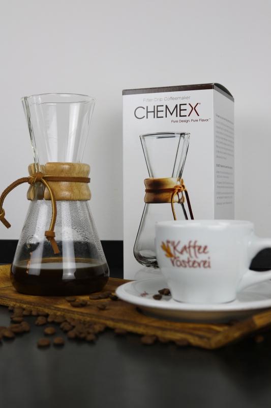Chemex 1-3 Tassen Karaffe