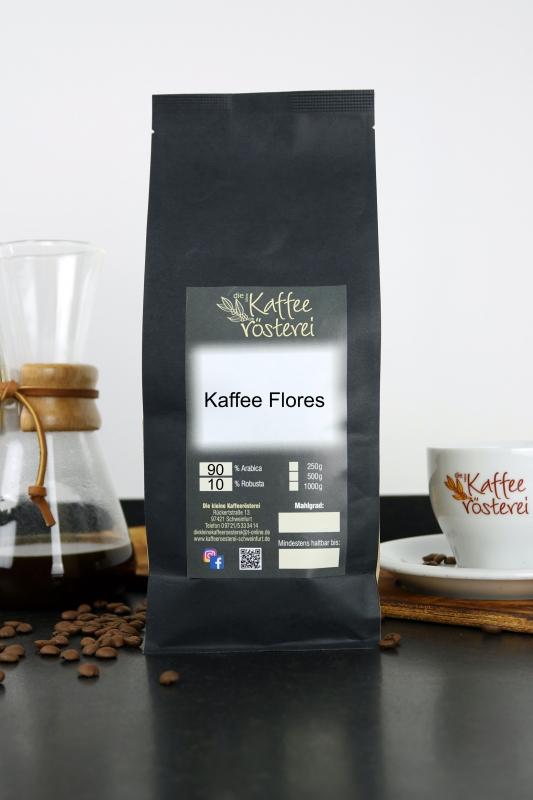 Kaffee Flores