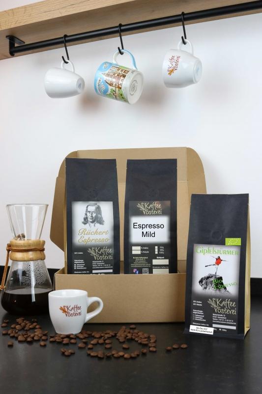 Espresso Probierpaket