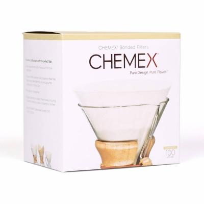 Chemex Filterpapier für 6, 8 und 10 Tassen Karaffe