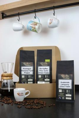 Projektkaffee Probierpaket
