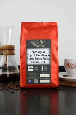 Cup of Excellence Nicaragua Santa Rosa -Natural-