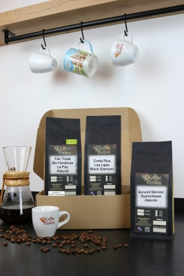 Fruchtiger Kaffeegenuss