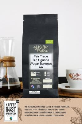 Bio Fair Trade Uganda Wugar Bukonzo AA